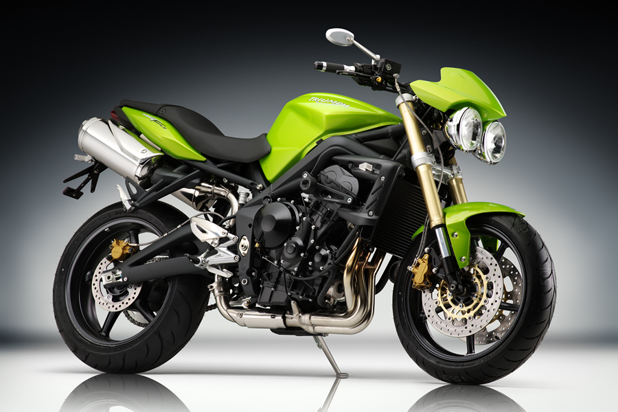 Picture for category Street Triple