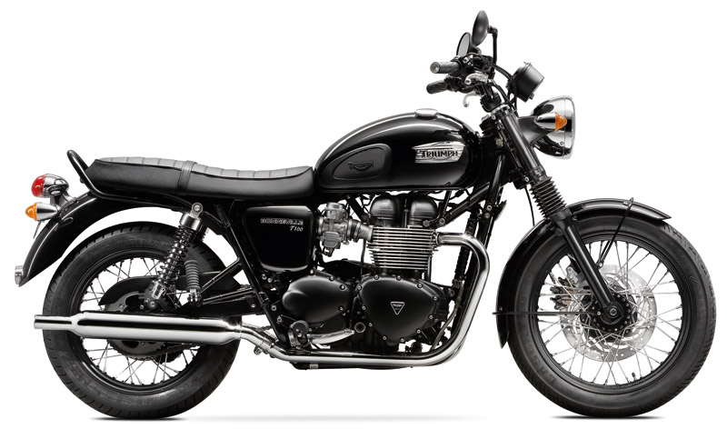 Picture for category Bonneville T100 2014-