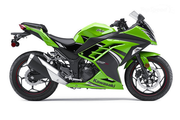 Picture for category Ninja 300 ABS 2012-2015