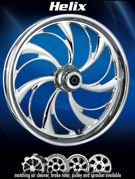 "Picture of RC Components ""HELIX"" wheels"