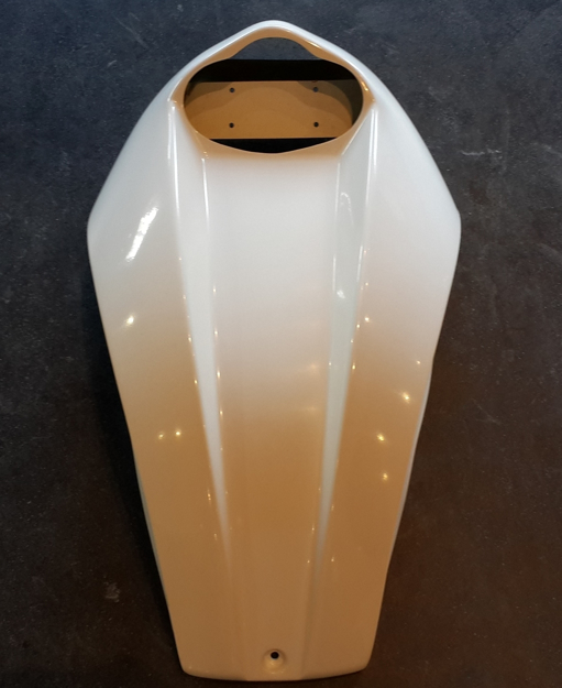 Picture of BC Airbox/Tank Cover for VRod Nightrod 2012 up
