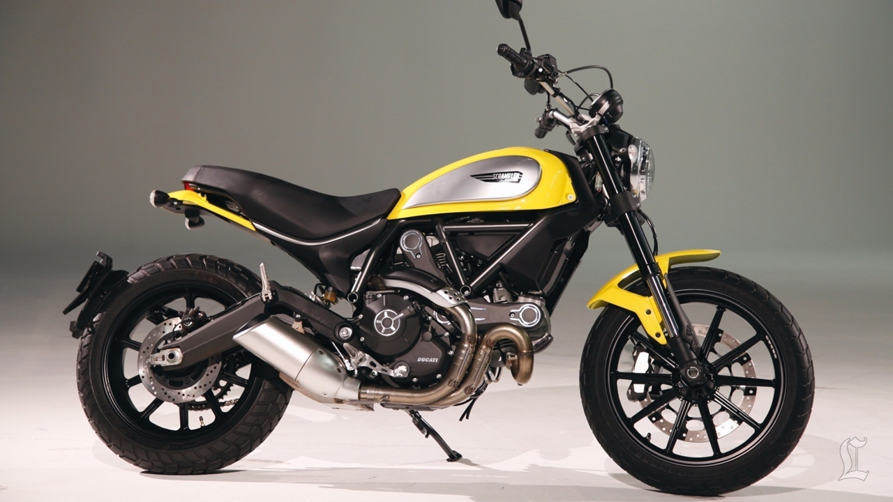 Picture for category Scrambler Icon 2015-