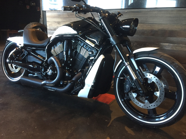 Picture of BIKECRAFT CUSTOM VROD HEADLIGHT ASSEMBLY 2012-2018