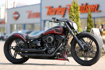 Picture of CLUTCH COVER BICOLOR-CUT M8 HARLEY