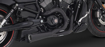 Picture of Vance & Hines 2 into 1 - Competition series- Black