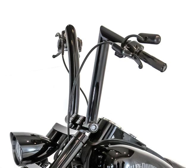 """Picture of Bikecraft 2 inch """"Rhino"""" Ape Handlebars"""