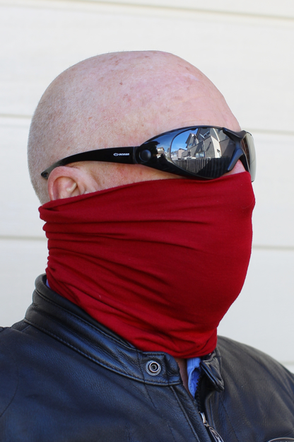 Picture of Goode Neck Sock Face Mask - Australian Made